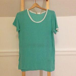 3/$18 Teal Tee Shirt
